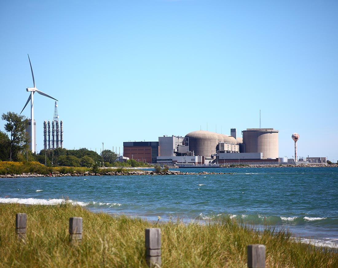 Pickering Nuclear Power Station